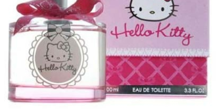Hello Kitty se décline en parfum