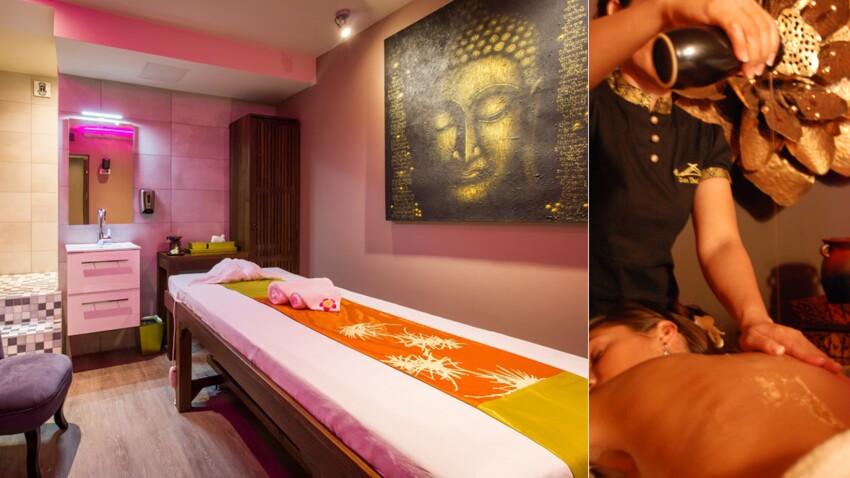 J'ai testé : un massage thaïlandais au Ban Thaï Spa