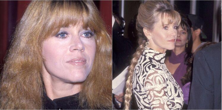 Jane Fonda, bientôt 80 ans, porte les cheveux longs et est toujours aussi canon !