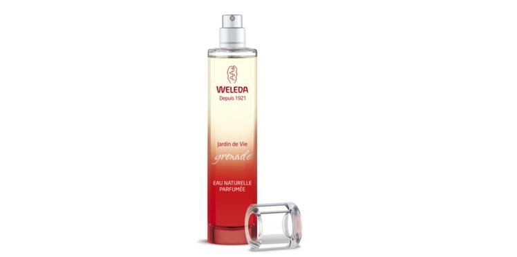 On le veut, la toute première eau parfumée de Weleda