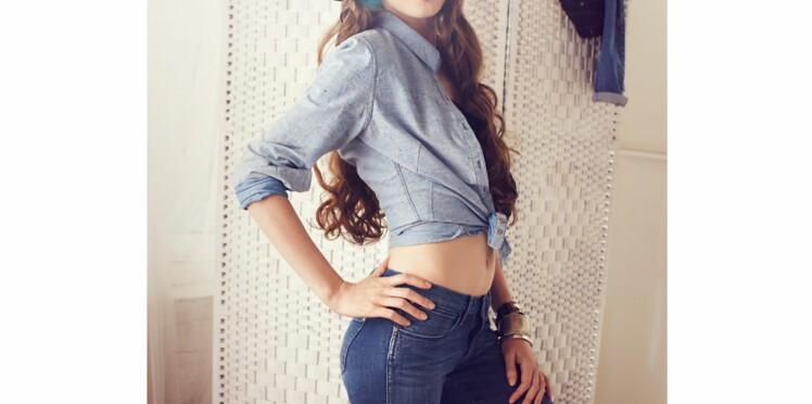 A tester : le jean cosmétique by Wrangler