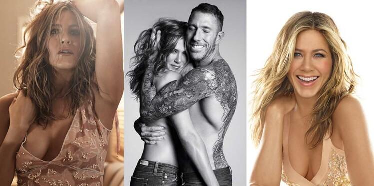 Jennifer Aniston naturelle et glamour pour le magazine Allure