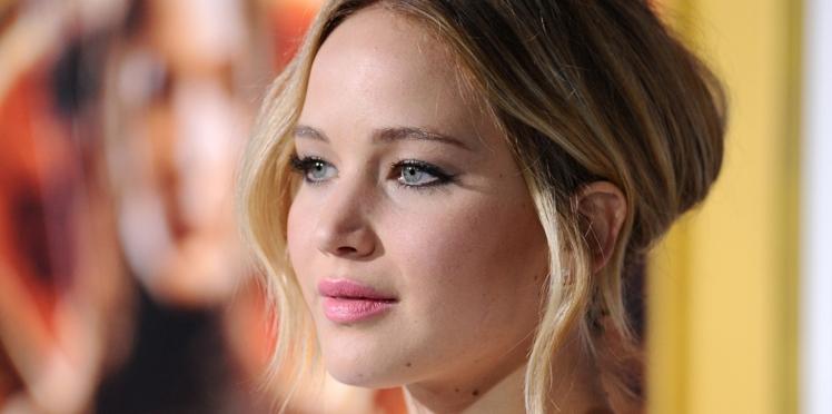 Jennifer Lawrence, chic et naturelle, pour la sortie du film Hunger Games