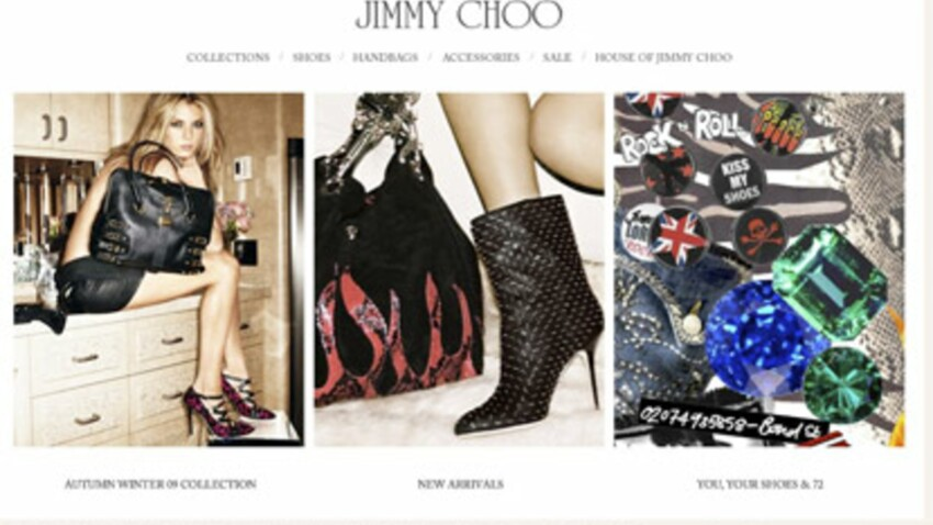 Jimmy Choo se met aux parfums