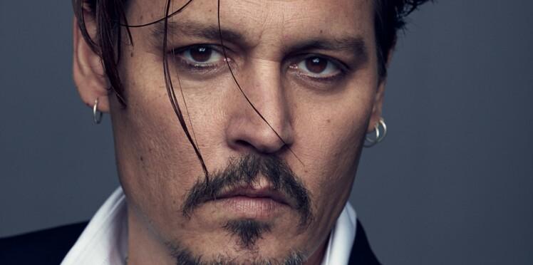 Johnny Depp, nouvelle égérie Dior Parfums