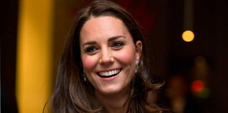 Kate Middleton révèle son secret de beauté
