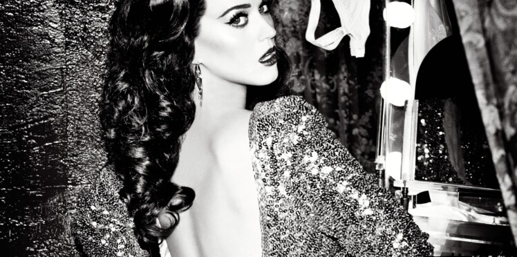Katy Perry en égérie glamour pour la marque ghd