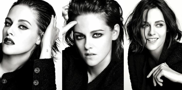 Kristen Stewart, ultra-glamour pour Chanel