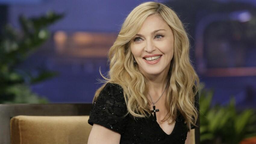 L'étrange secret jeunesse de Madonna : le massage à la fourchette