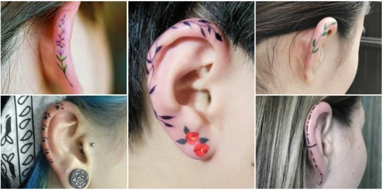 L'hélix tattoo : la tendance tatouage qui buzze