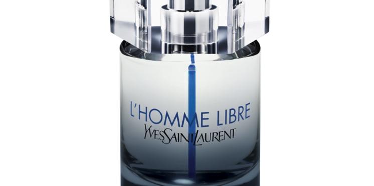 La liberté de l'homme au coeur de la nouvelle fragrance d'Yves Saint Laurent