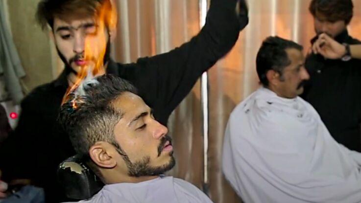 La coupe de feu, nouvelle coiffure tendance?