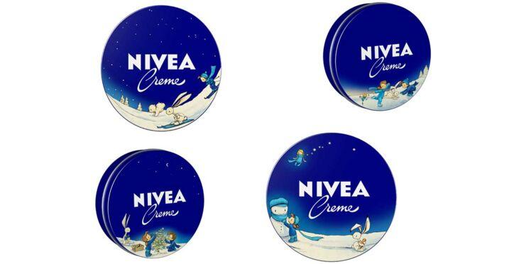 Trop chou, l'édition limitée de la boîte bleue Nivea