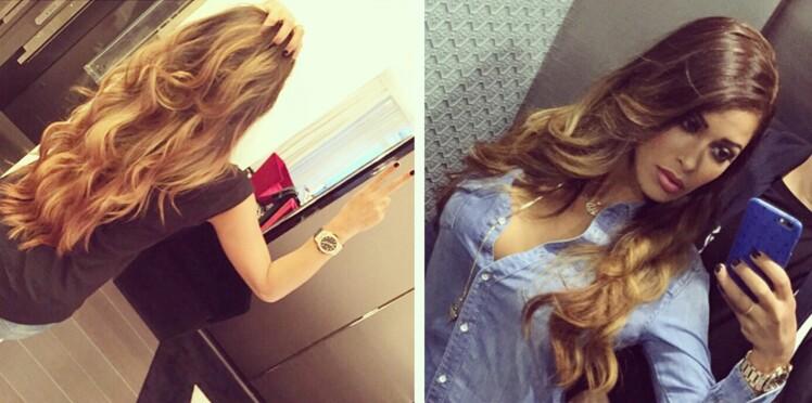 Ayem: son nouveau look coiffure