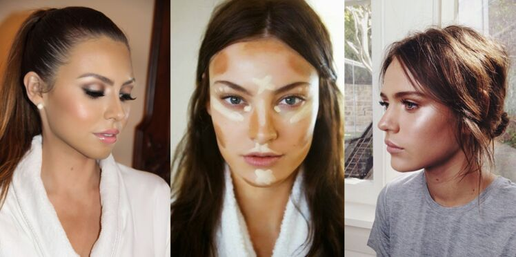 Le contouring, ou l'art de tricher avec le make-up