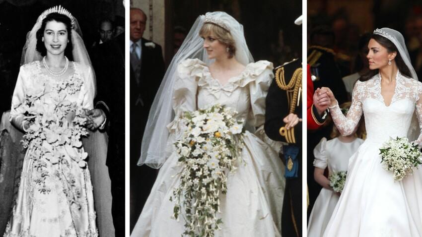 Lady Di, Kate Middleton et la Reine Elisabeth, quels parfums portaient-elles le jour de leurs mariages ?