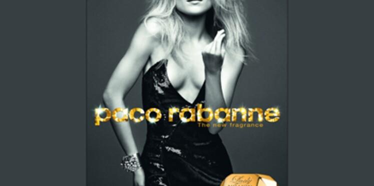 Lady Million, le nouveau parfum de Paco Rabanne