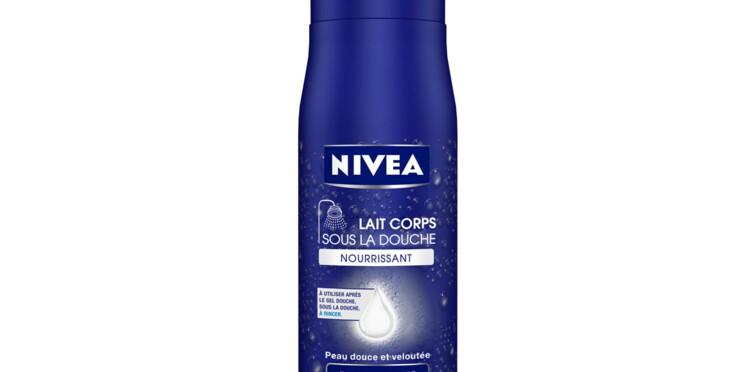 Hydratez-vous sous la douche avec Nivea