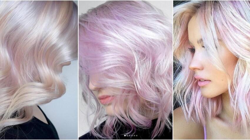 Le balayage Opal Hair, découvrez la coloration qui buzze