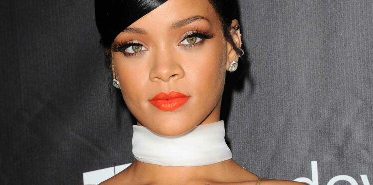 On copie le beauty look de Rihanna