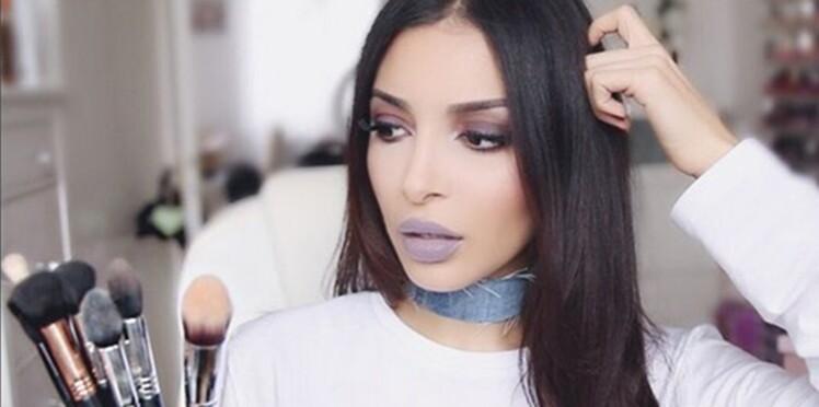 Découvrez le faux pas make-up de la YouTubeuse Sananas