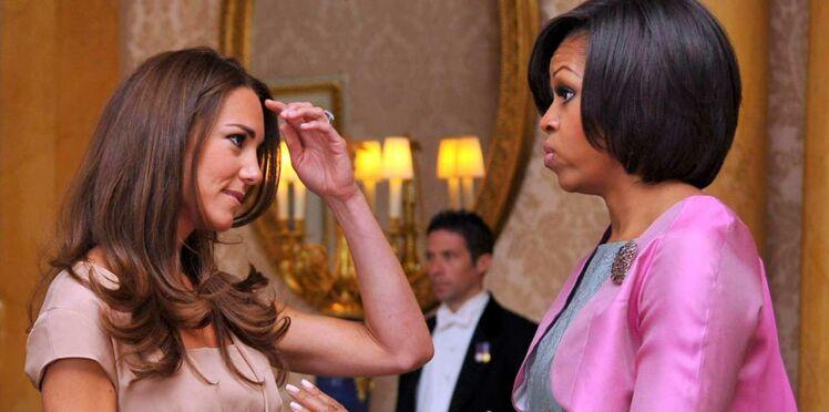 Kate Middleton et Michelle Obama ont le même secret anti-âge