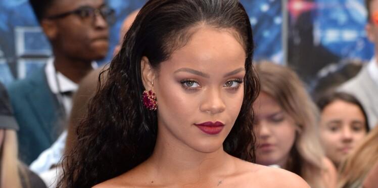 Le secret beauté de Rihanna pour avoir de jolis cheveux coûte moins de 5 €