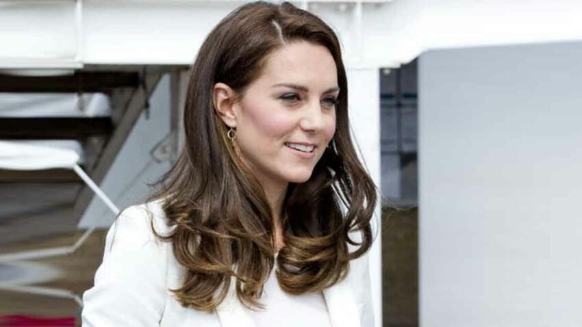 Kate Middleton : le secret de son brushing royal dévoilé
