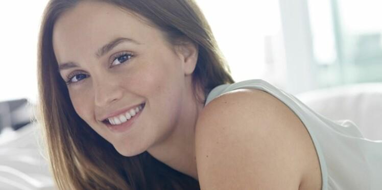 Leighton Meester, belle au naturel pour Biotherm