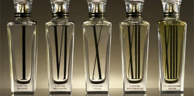 """""""Les Heures du Parfum"""" de Cartier disponibles en boutique"""