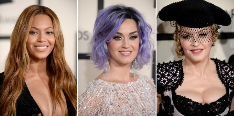 Grammy Awards 2015 : 3 coiffures inoubliables
