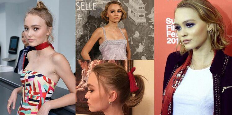 Lily-Rose Depp : ses astuces beauté repérées sur Instagram