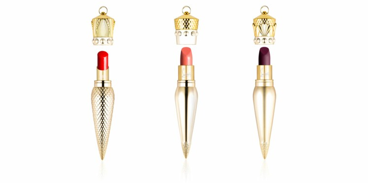 On le veut, le premier rouge à lèvres signé Louboutin