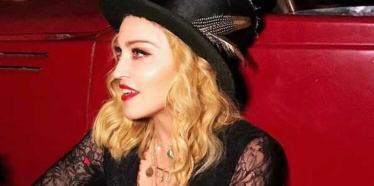Madonna lance sa ligne de soins visage aux USA et avoue s'en servir... pour ses fesses