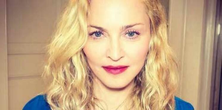 Madonna se dévoile sans maquillage sur Instagram
