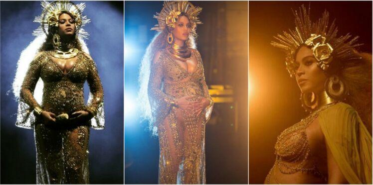 Beyoncé, son maquillage des Grammy Awards décrypté