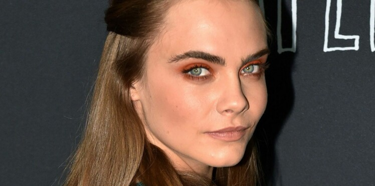 Cara Delevingne : pour ou contre son make up orange ?