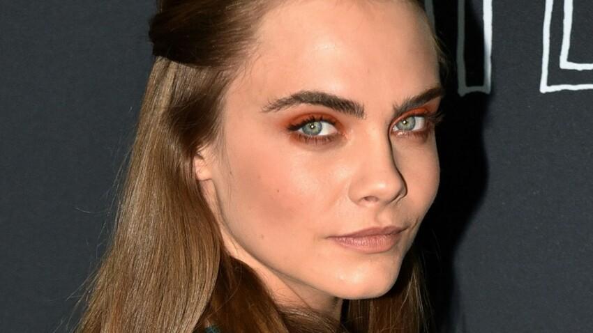 Cara Delevingne : pour ou contre son make up orange ?