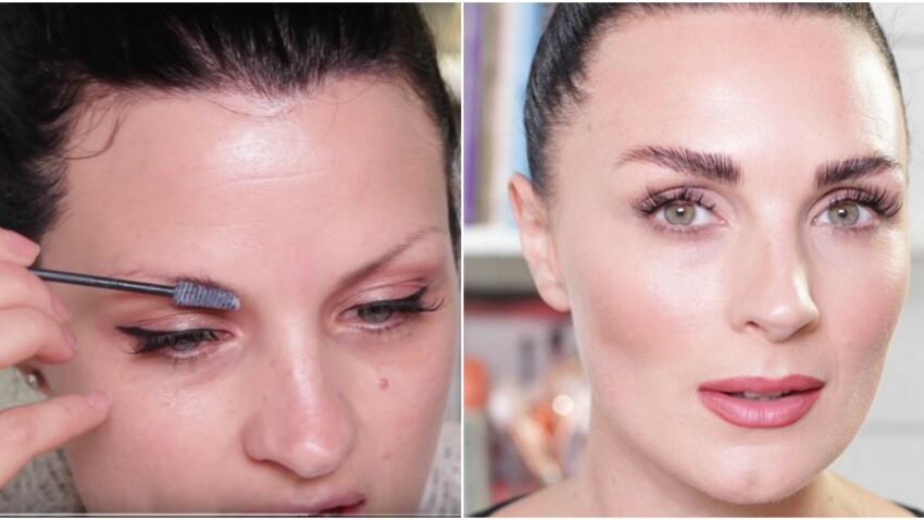 Maquiller ses sourcils avec du savon, l'astuce insolite d'Instagram