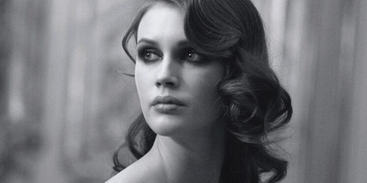 Marine Vacth, nouvelle ambassadrice des parfums Yves Saint Laurent