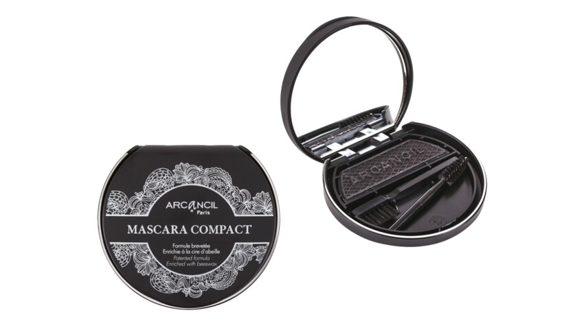 On craque pour ce joli mascara compact