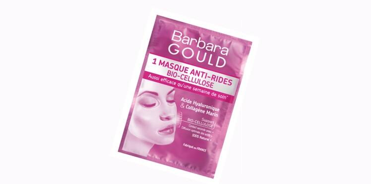 J'ai testé le nouveau masque visage de Barbara Gould