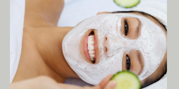 J'ai testé un masque spa purifiant