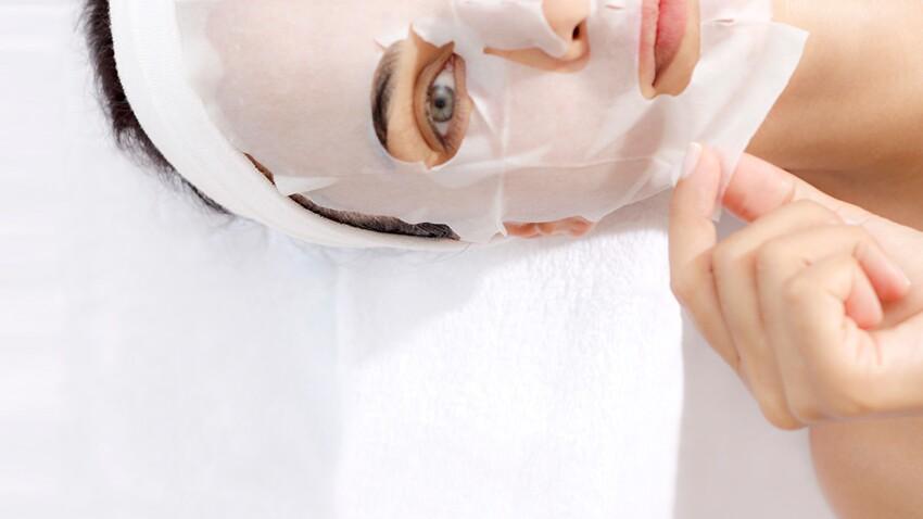 Masque tissu : pourquoi il ne faut jamais dépasser le temps de pose recommandé