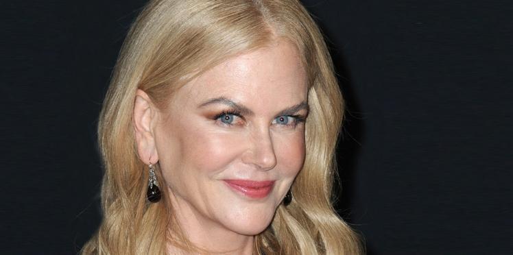 Nicole Kidman méconnaissable