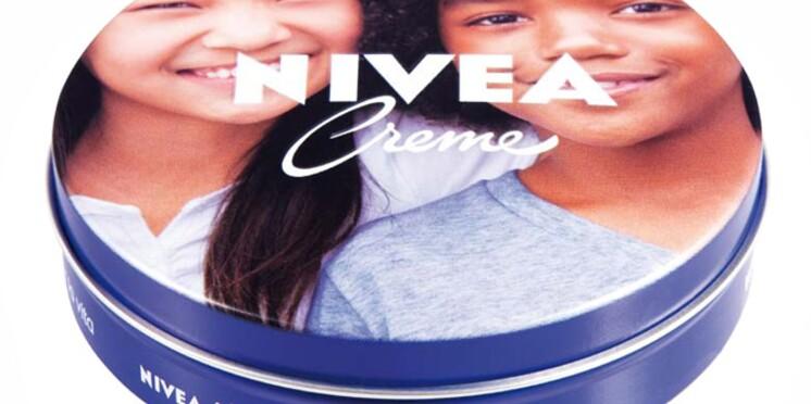 Nivea créé une édition spéciale de sa crème pour Plan International