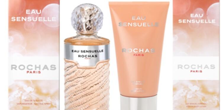 Rochas et Lulu Castagnette lancent leurs nouveaux parfums
