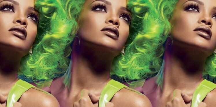 Rihanna de retour chez MAC