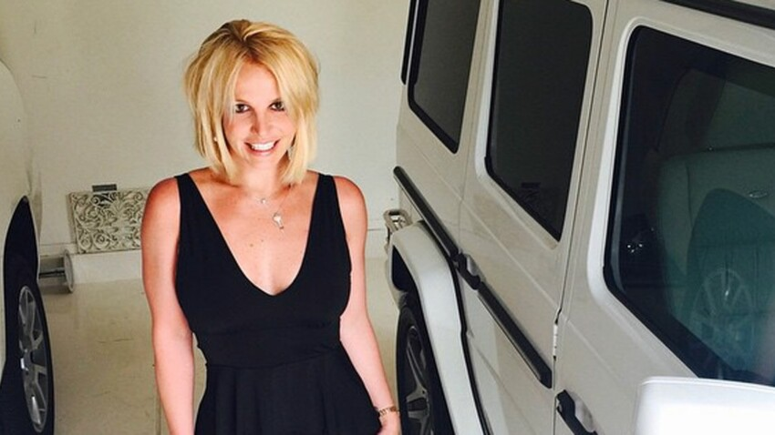 Britney Spears affiche sa nouvelle coupe sur Instagram
