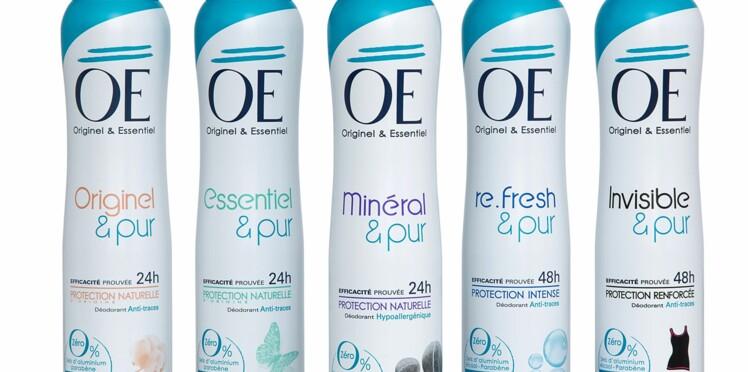 Les déodorants OÉ reviennent!
